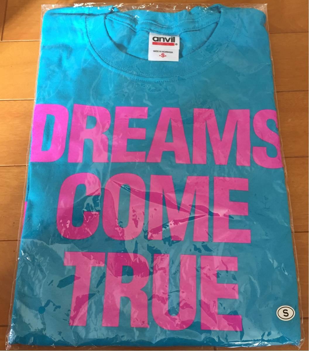ドリカム ワンダーランド 2011 大阪 会場限定 Tシャツ サイズS