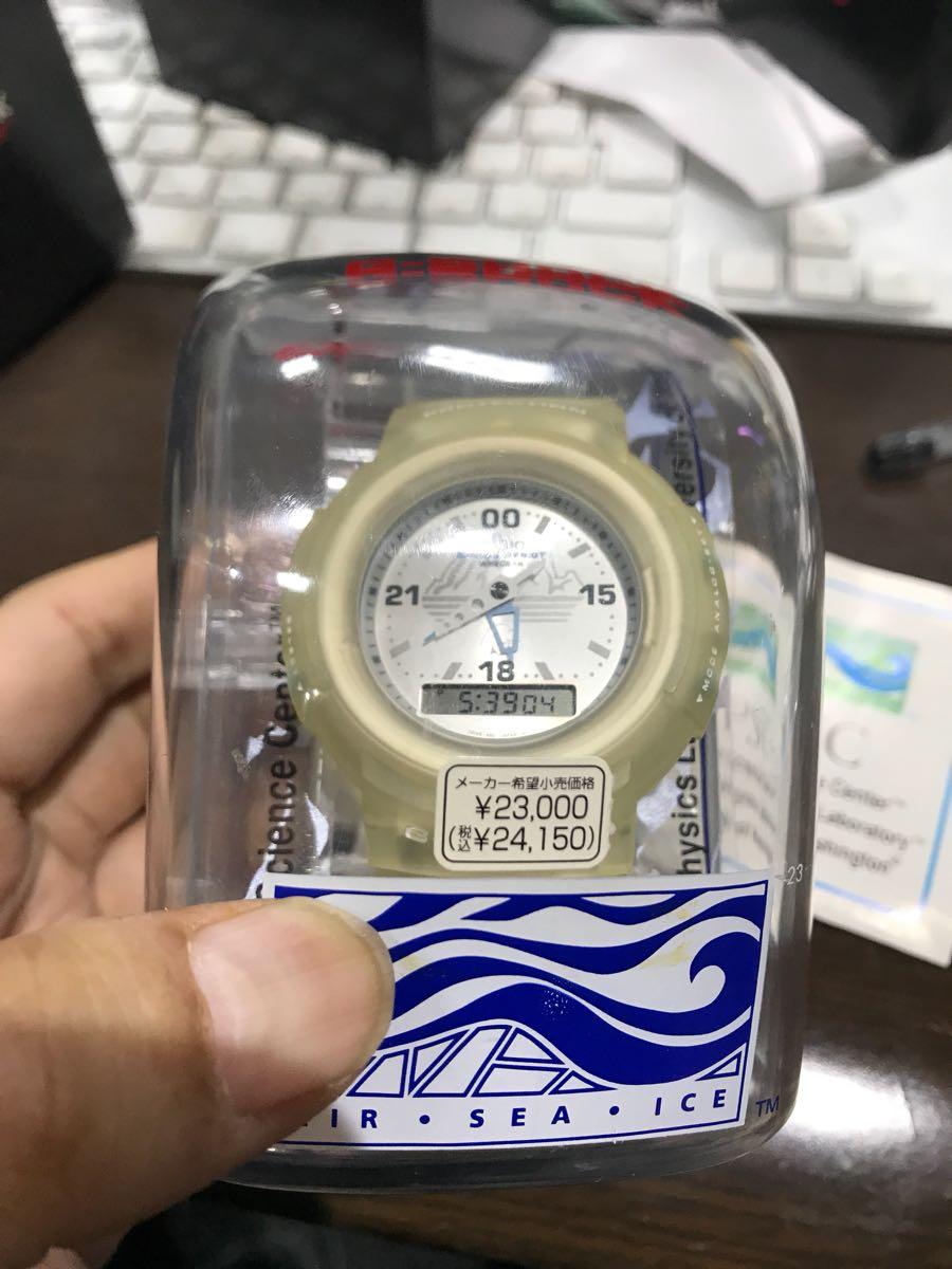 Gショック PSC AW500NS-7E1T 新品_画像4