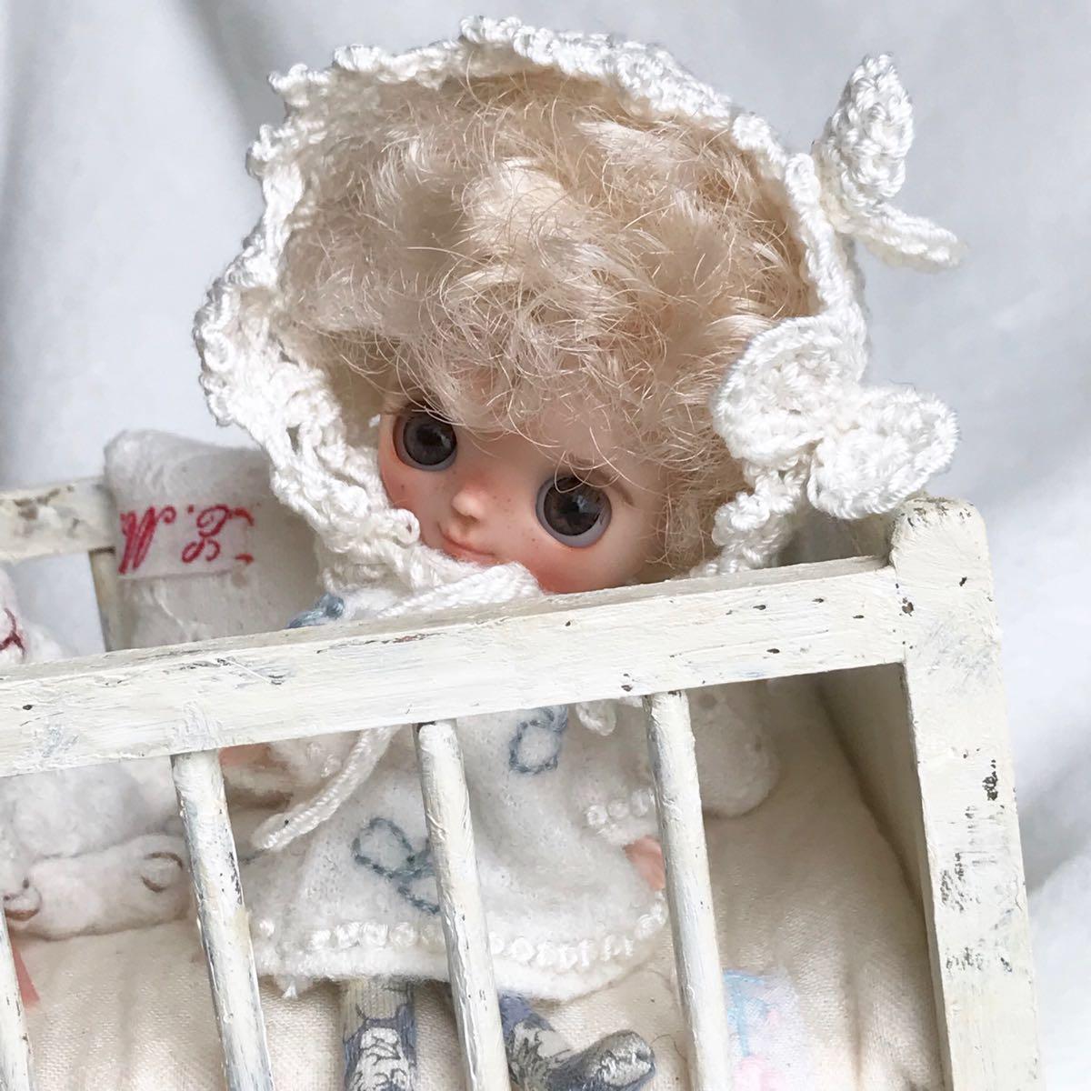 つぐみ*カスタムプチブライス*angel baby_画像4