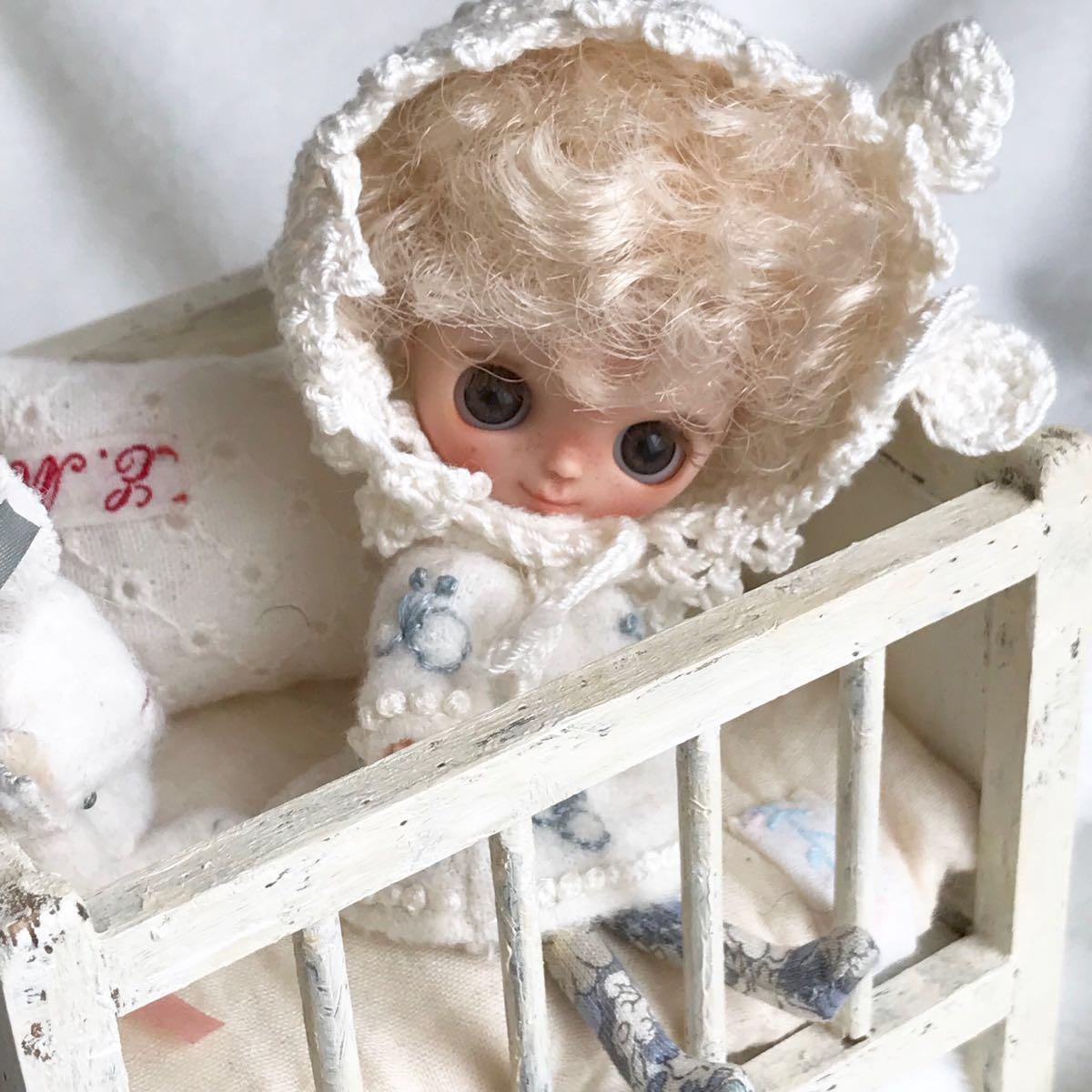 つぐみ*カスタムプチブライス*angel baby_画像3
