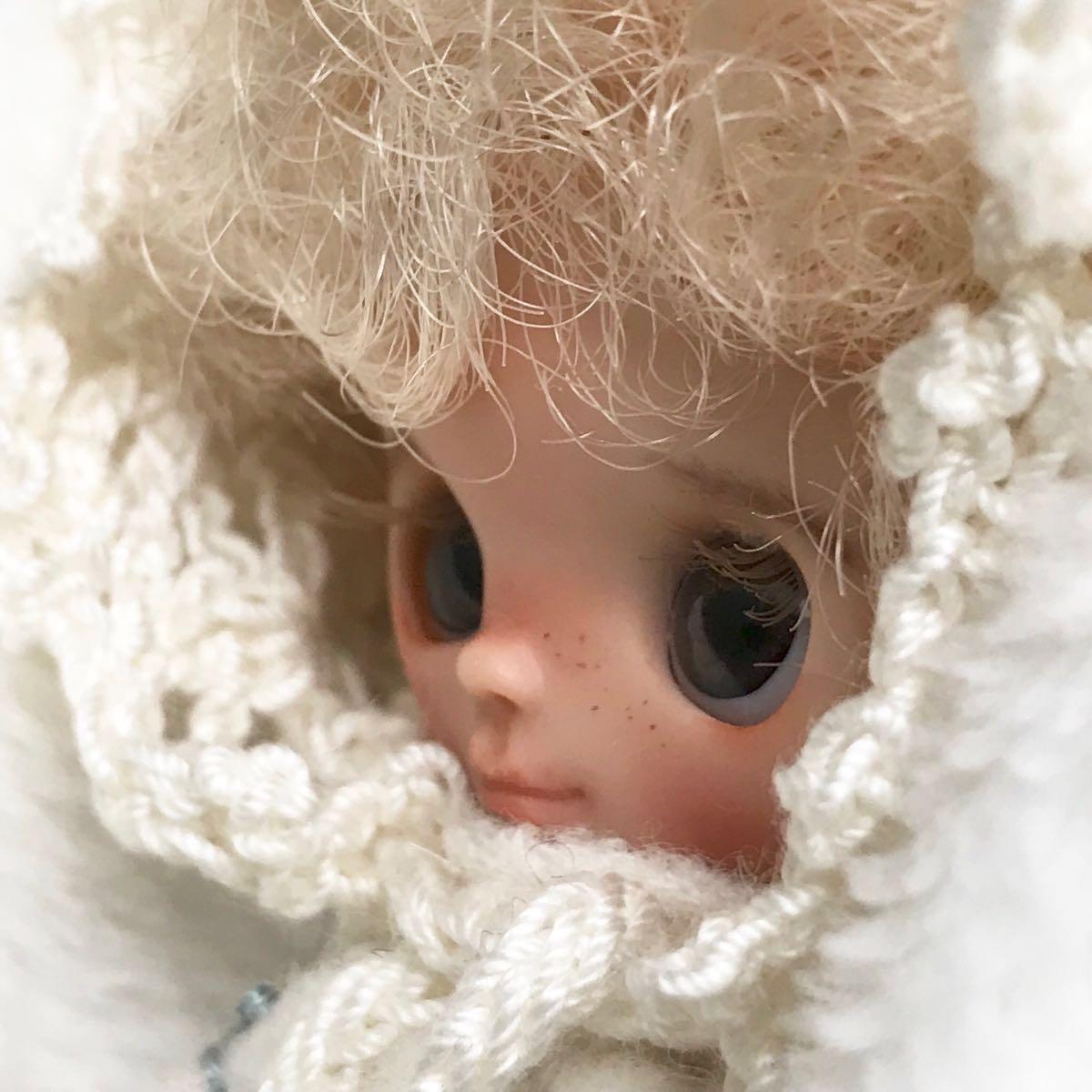 つぐみ*カスタムプチブライス*angel baby_画像5