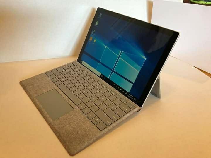 マイクロソフト Surface pro4 i7 16GB SSD512GB win10pro 別売タイプカバー、 TH4-00014 office有 オプション品多数仕様変更も可能。要相談
