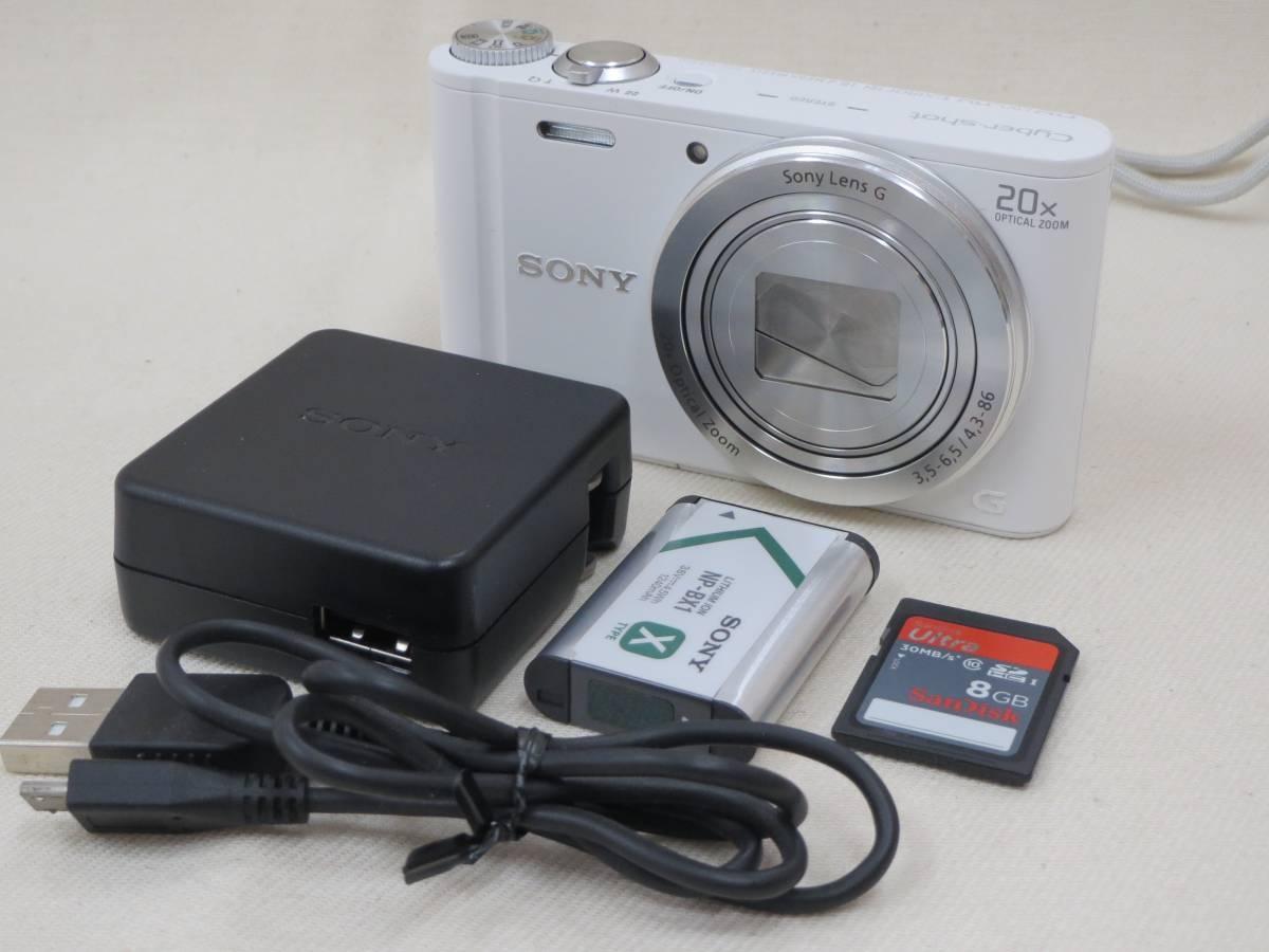 SONY ソニー デジタルカメラ サイバーショット DSC-WX300