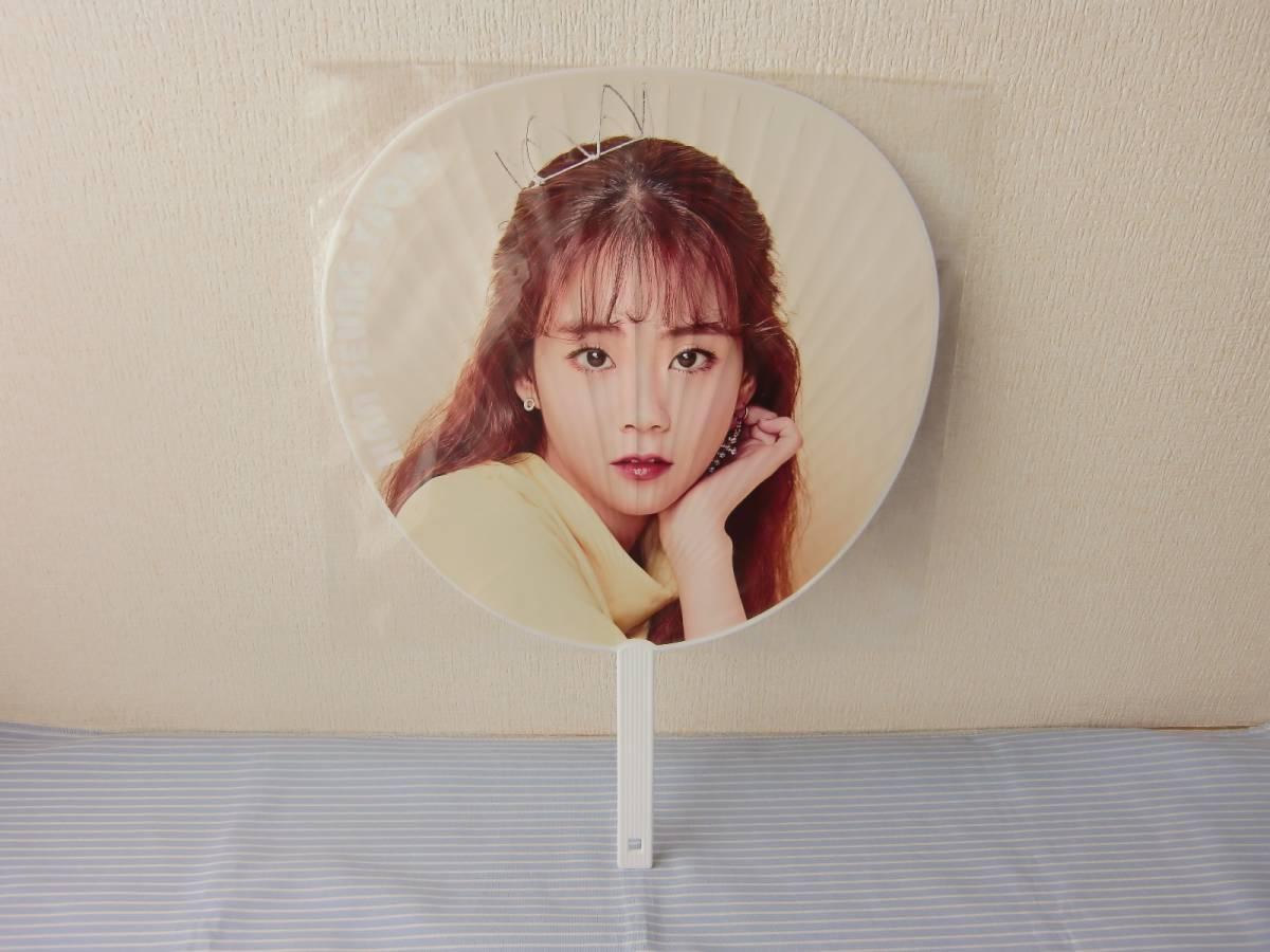 ハン・スンヨン 1st fanSY HOME PARTY IN JAPAN うちわ 未開封