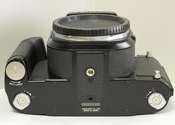 PENTAX 67II 中判カメラ ボディ  希少 極美品!AEファインダー ペンタックス67 Ⅱ  防湿庫保管 電池を入れての動作確認済 67II