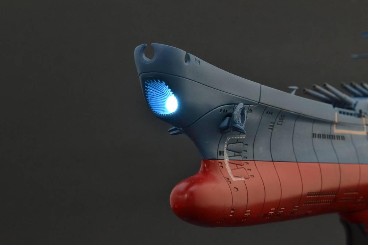 波動砲LEDユニット使用
