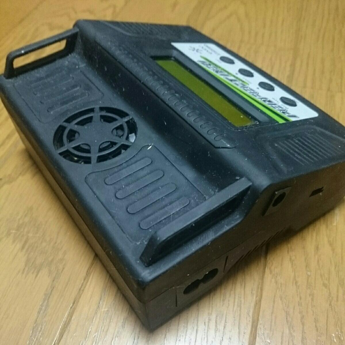 Powers パーフェクト ネオ 急速充電器 動作OK ジャンク / リポ、リフェ、ニカド、ニッケル水素_画像5