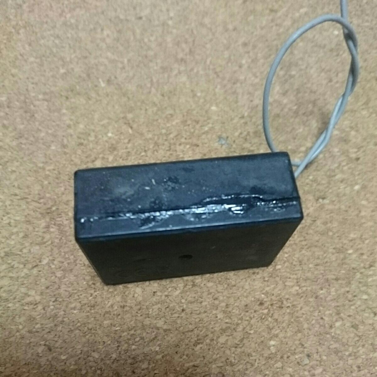 フタバ R603FS 2.4G 受信機 動作OK ジャンク / TT ドリパケ _画像3