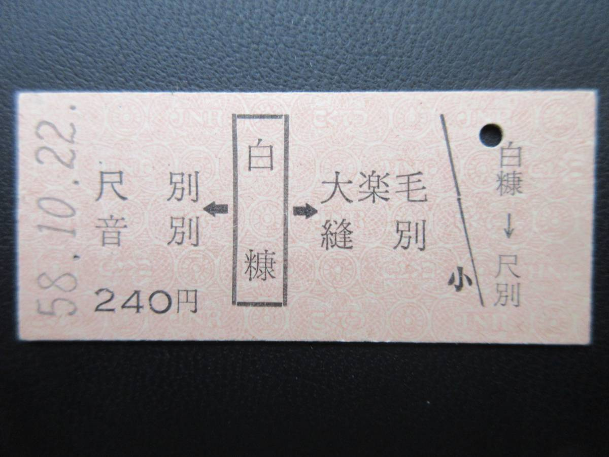 J410-01 ●尺別他←白糠→大楽毛他・6591●