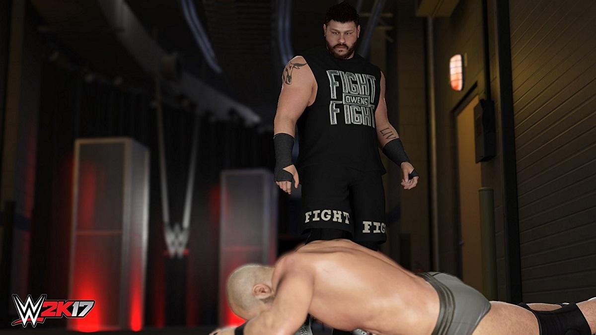 PS4 WWE 2K17 プロレスゲームシリーズ / 2K GAMES(World) ■定価:7,990円(税込) 日本未発売_画像7