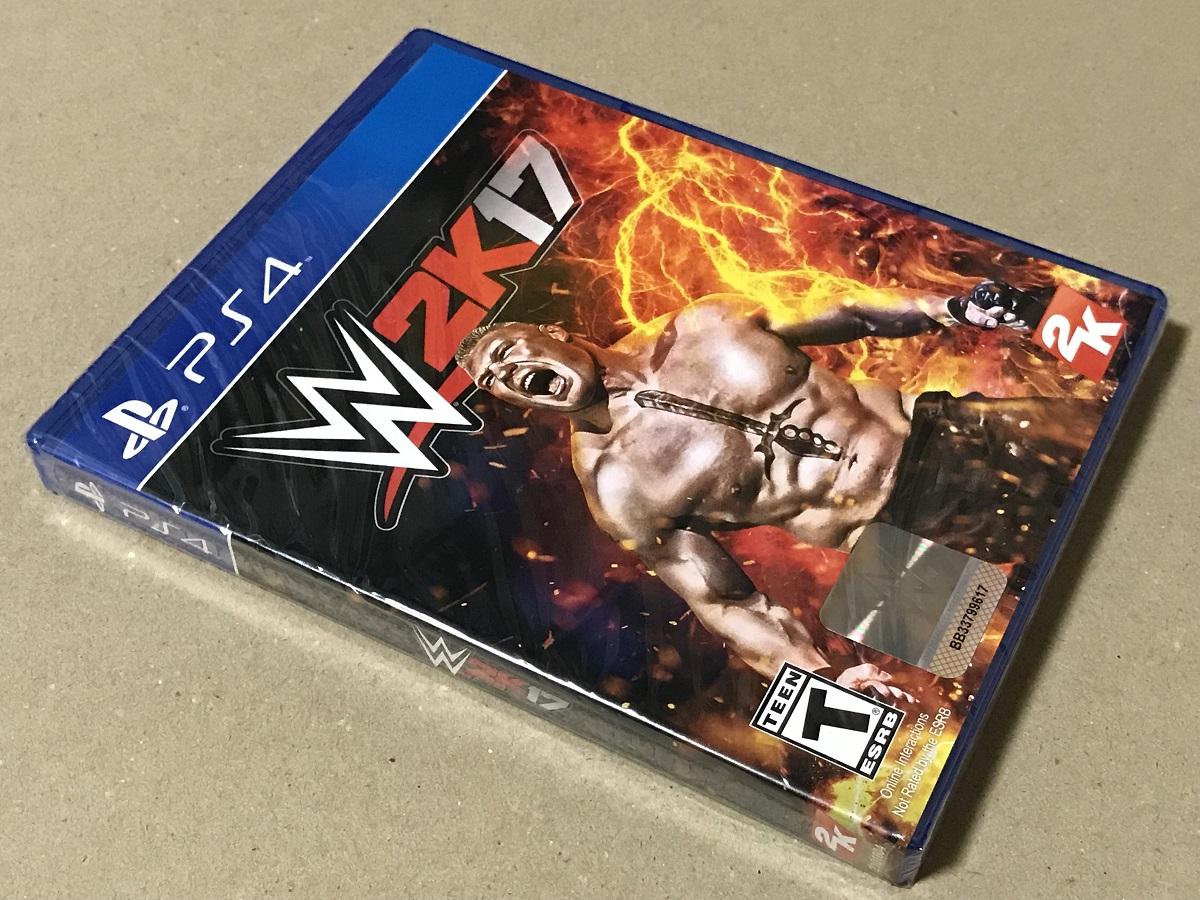 PS4 WWE 2K17 プロレスゲームシリーズ / 2K GAMES(World) ■定価:7,990円(税込) 日本未発売_画像4