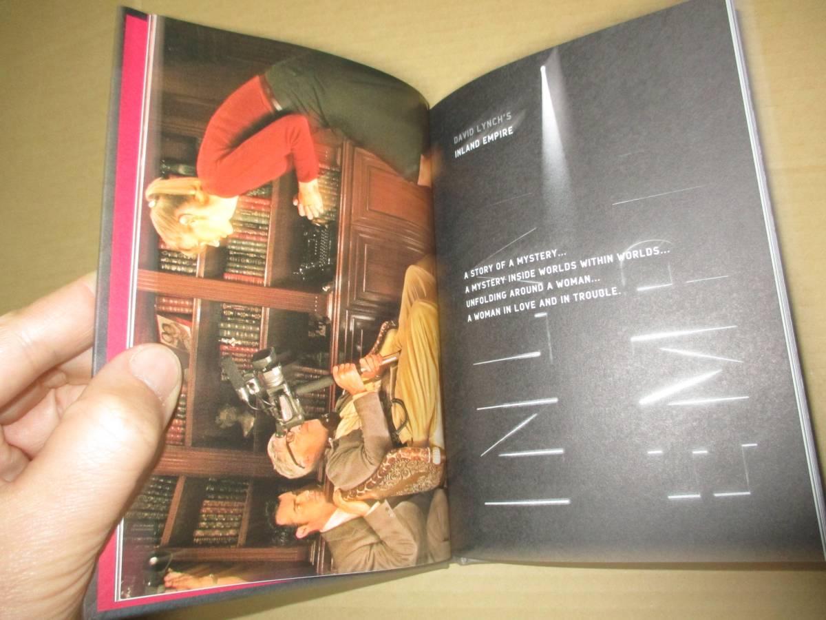 映画パンフ インランド・エンパイア Inland Empire デヴィッド・リンチ David Lynch 付録のポスター付き_画像5