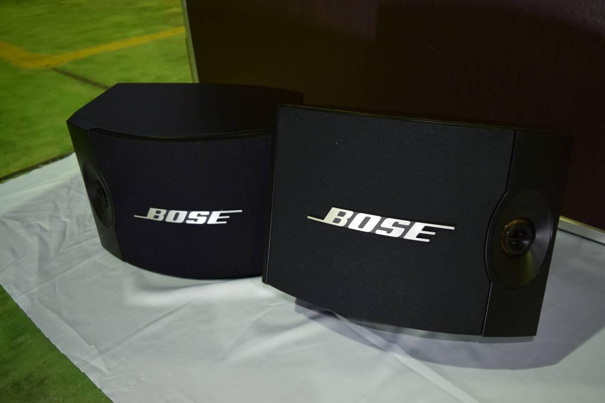 【中古美品!】BOSE 301-V スピーカーペアセット_画像2