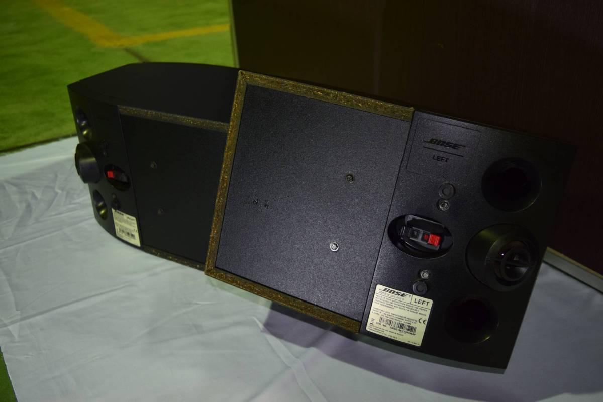 【中古美品!】BOSE 301-V スピーカーペアセット_画像4