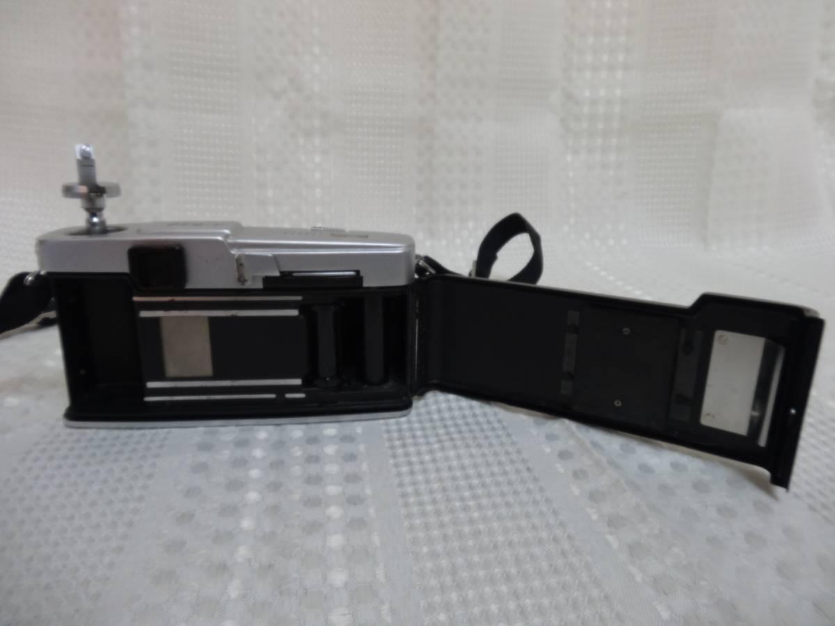 <9Y②60>OLYMPUS【オリンパス】PEN-F F.Zuiko Auto-S 1:1.8 38mm レンズ付き シャッターOK ジャンク扱い品_画像5