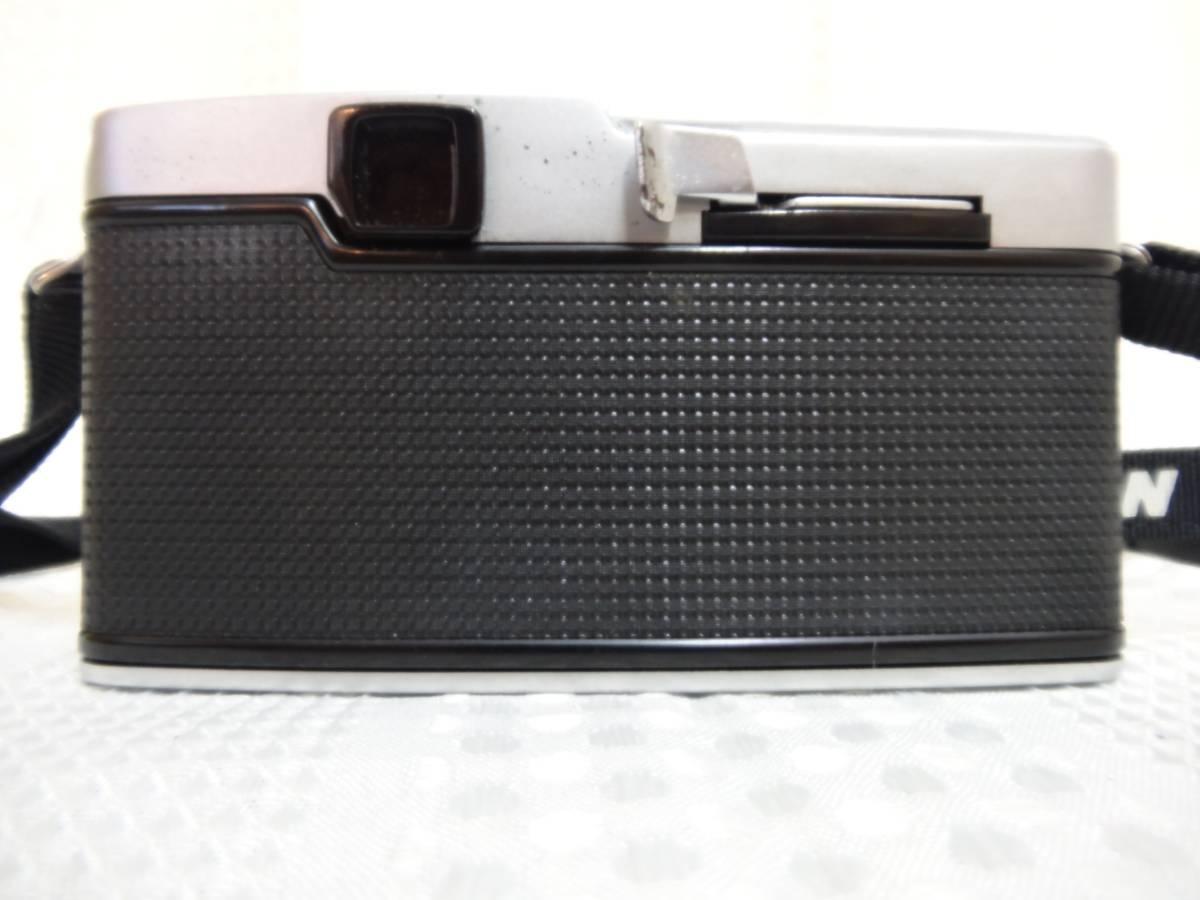 <9Y②60>OLYMPUS【オリンパス】PEN-F F.Zuiko Auto-S 1:1.8 38mm レンズ付き シャッターOK ジャンク扱い品_画像4