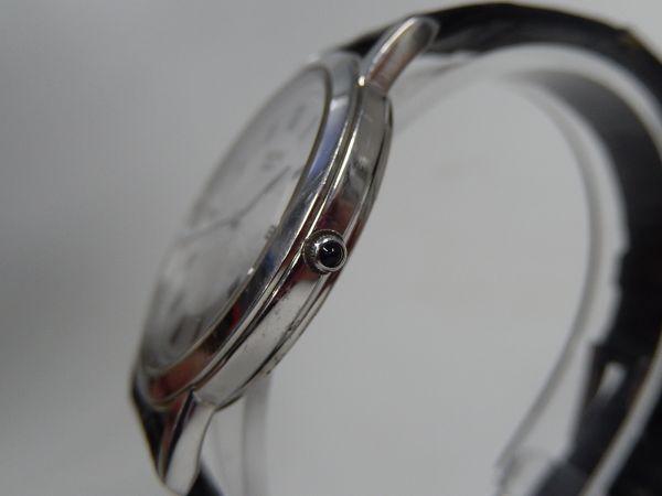 ★★SEIKO CREDOR 8J80-8A00 PT950 尾錠もPT950 クオーツ 稼働品 メンズ 腕時計 セイコー クレドール プラチナ_画像3