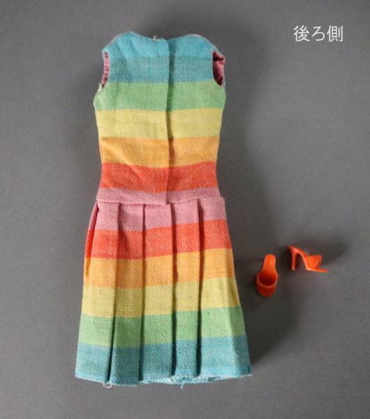 """□■ ビンテージBarbieファッション """" Fun'n Games """"ドレス ■□_画像4"""