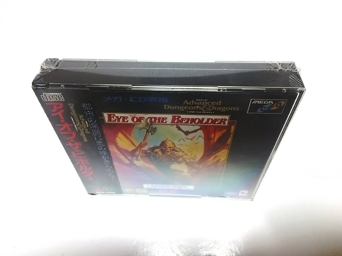 新品 MD メガ-CD専用  アイ・オブ・ザ・ビホルダー EYE OF THE BEHOLDER      16_画像3