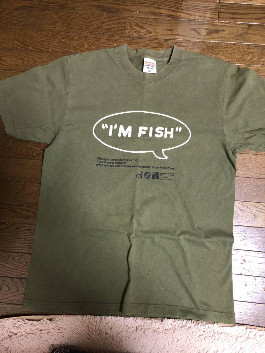 フィッシュマンズ アイムフィッシュ Tシャツ FISHMANS