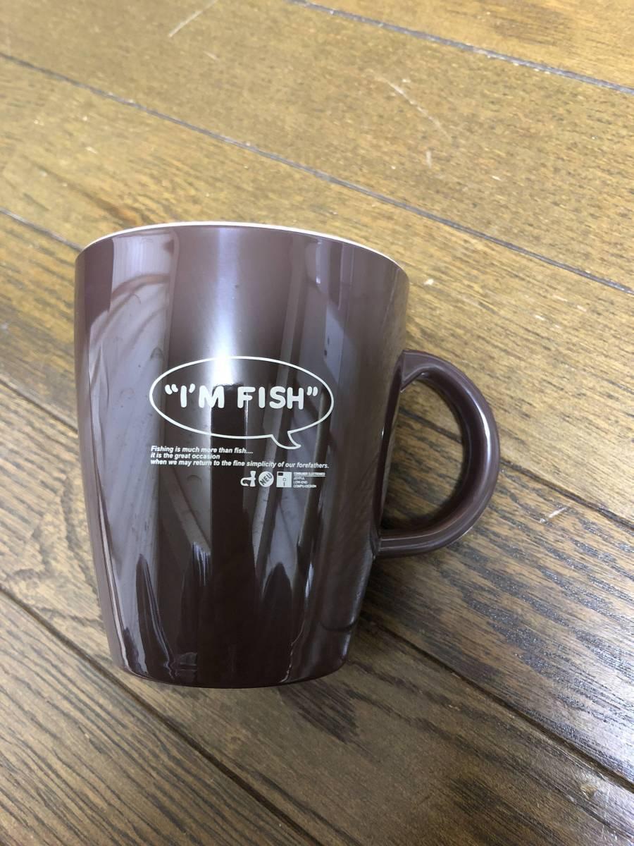 フィッシュマンズ アイムフィッシュ マグカップ FISHMANS
