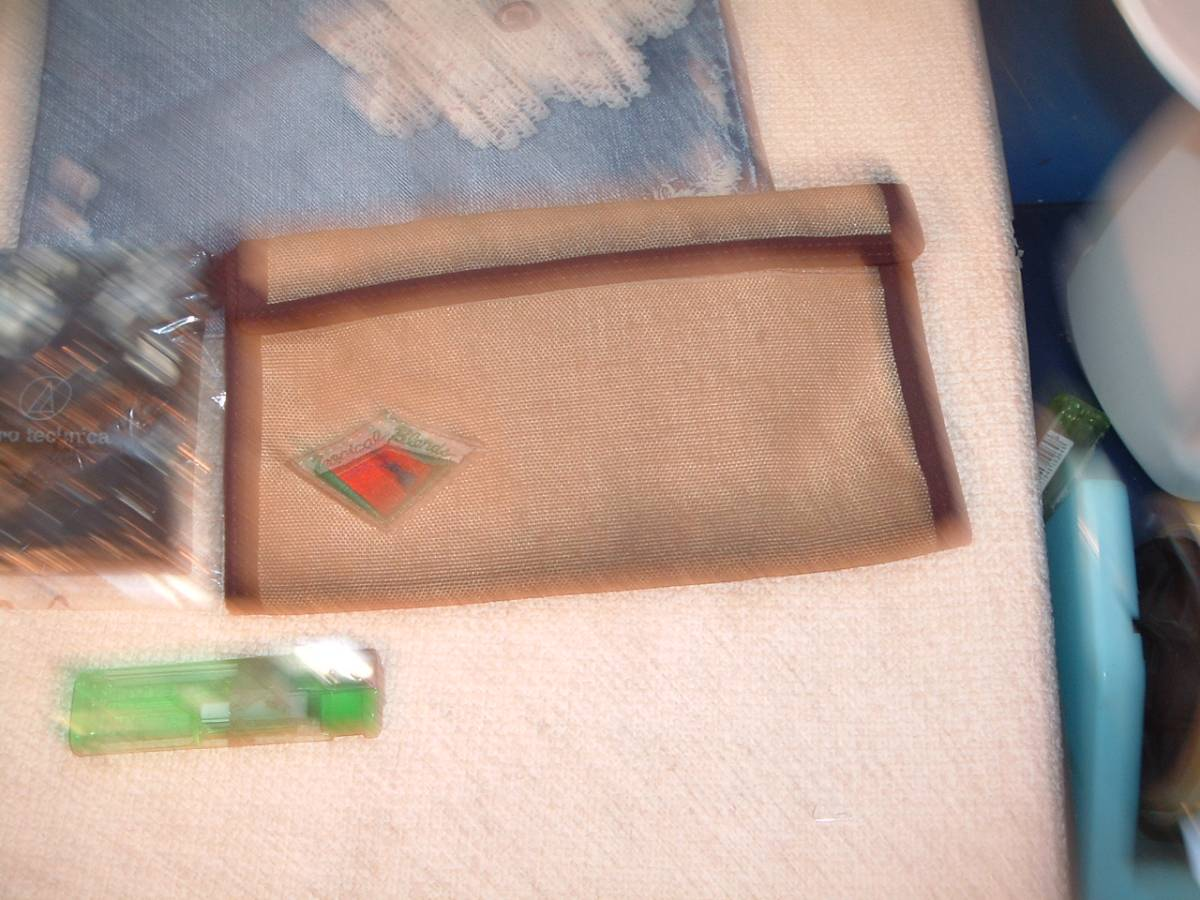 19-1-32  男性用財布、収納トートーパック、その他①-⑩それぞれ1セットのお値段です。_⑨