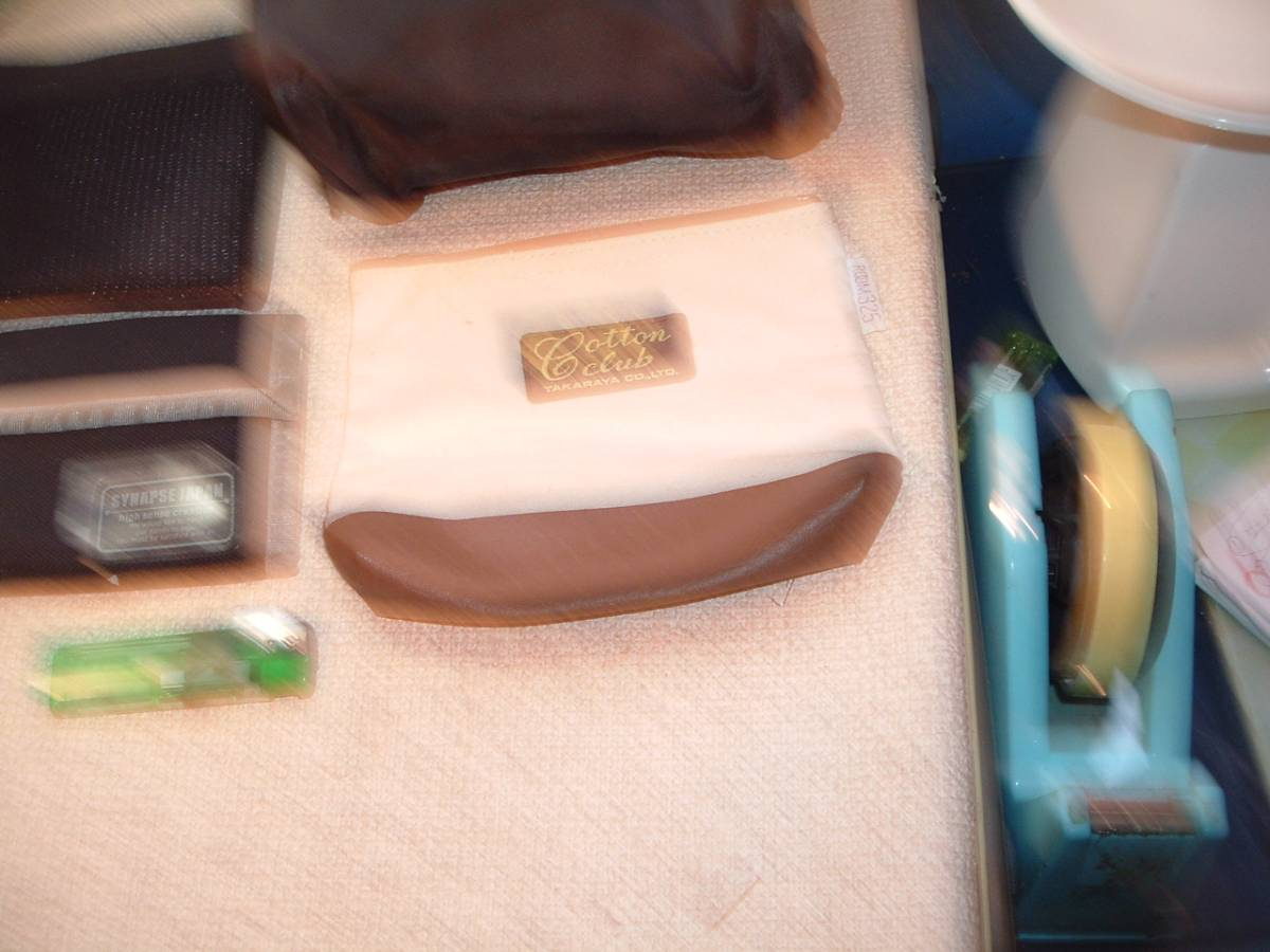 19-1-32  男性用財布、収納トートーパック、その他①-⑩それぞれ1セットのお値段です。_⑩