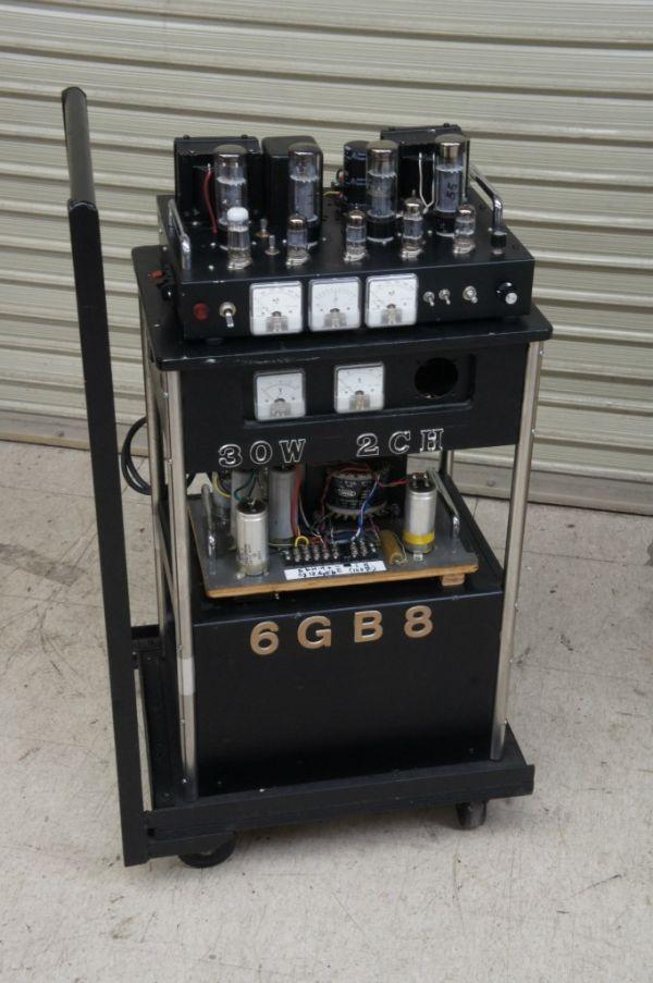 E540サ 201210】現状品 自作 真空管パワーアンプ?? TANGO MS-330 トランス