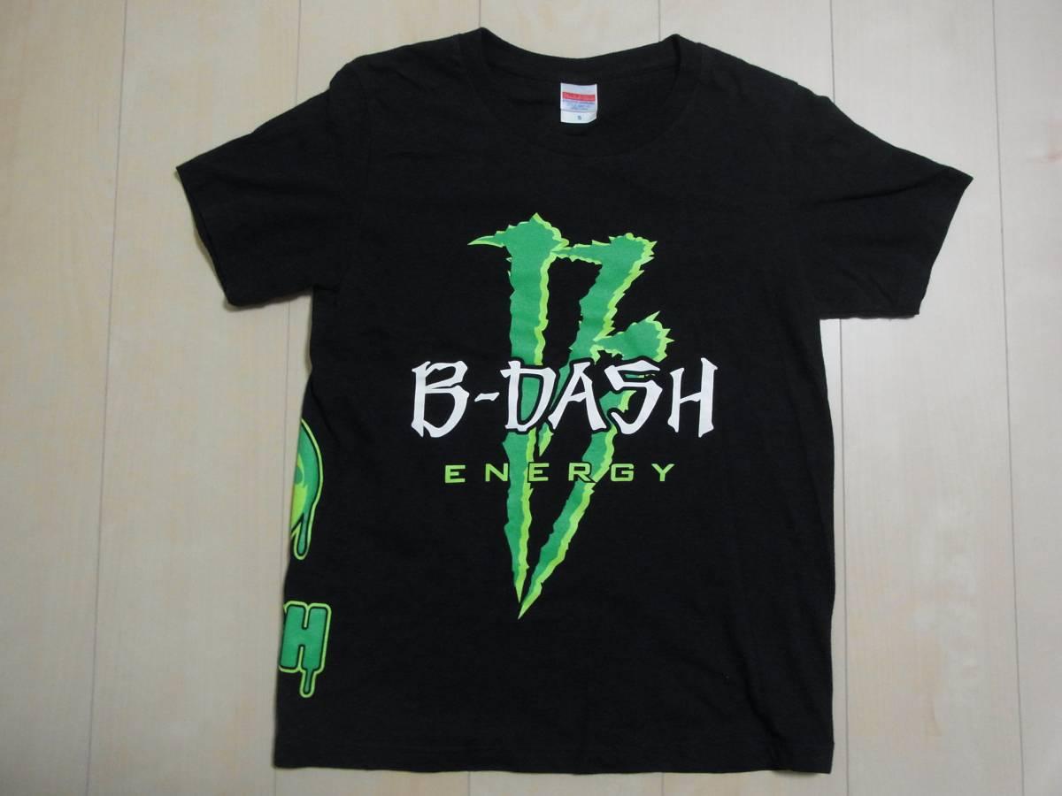 B-DASH バンドTシャツ (メロコア)