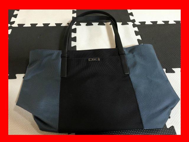 新品 正規品 本物 TUMI トートバッグ バック トゥミ バリスティックナイロン ビジネスバッグ ブリーフケース_画像1