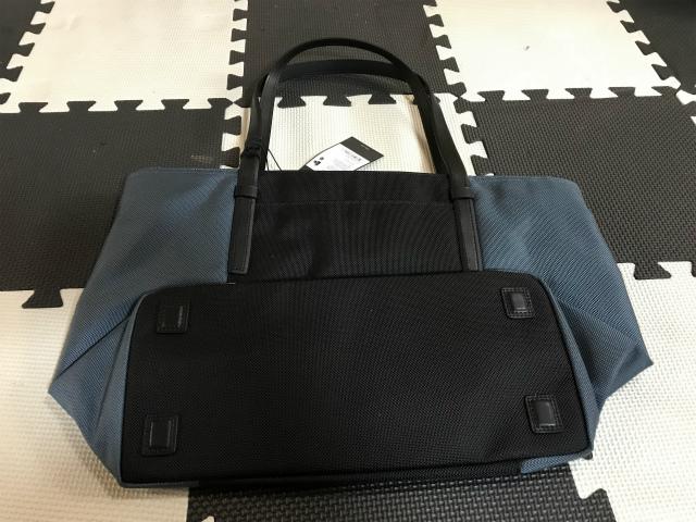 新品 正規品 本物 TUMI トートバッグ バック トゥミ バリスティックナイロン ビジネスバッグ ブリーフケース_画像2