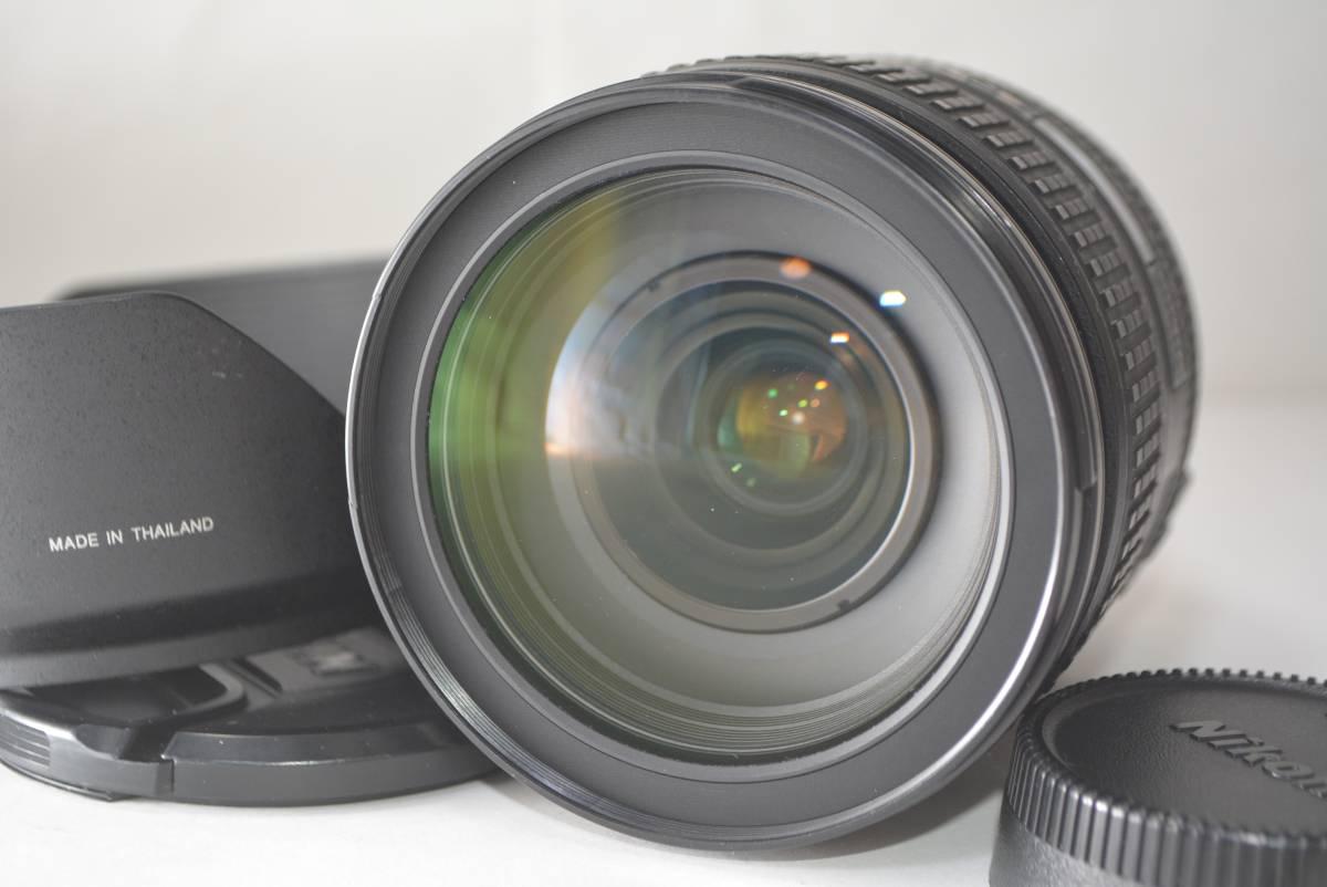 フード付き★良品★ニコン NIKON AF-S NIKKOR 24-120mm F4 G ED VR