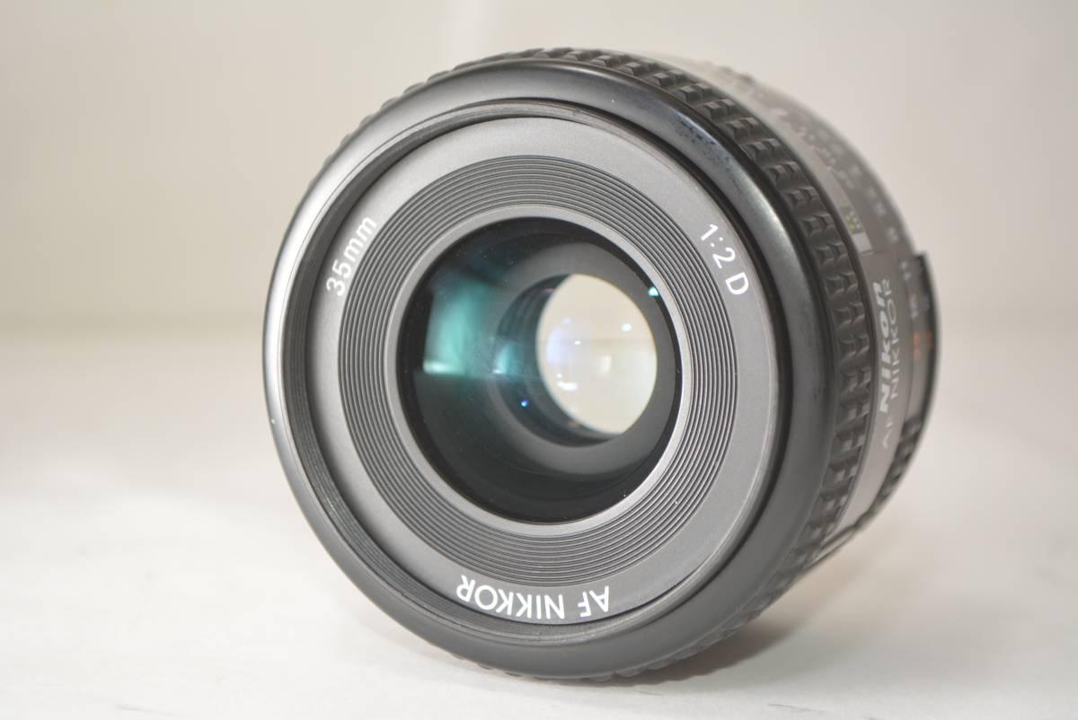 ★超極上★ニコン NIKON AF NIKKOR 35mm F2 D