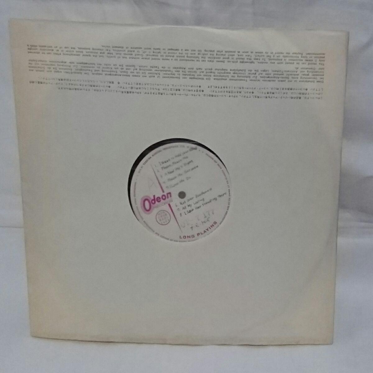 幻のレコード OP-7177 ビートルズ The Best Of The Beatles テスト盤 超貴重 発売中止盤_画像1