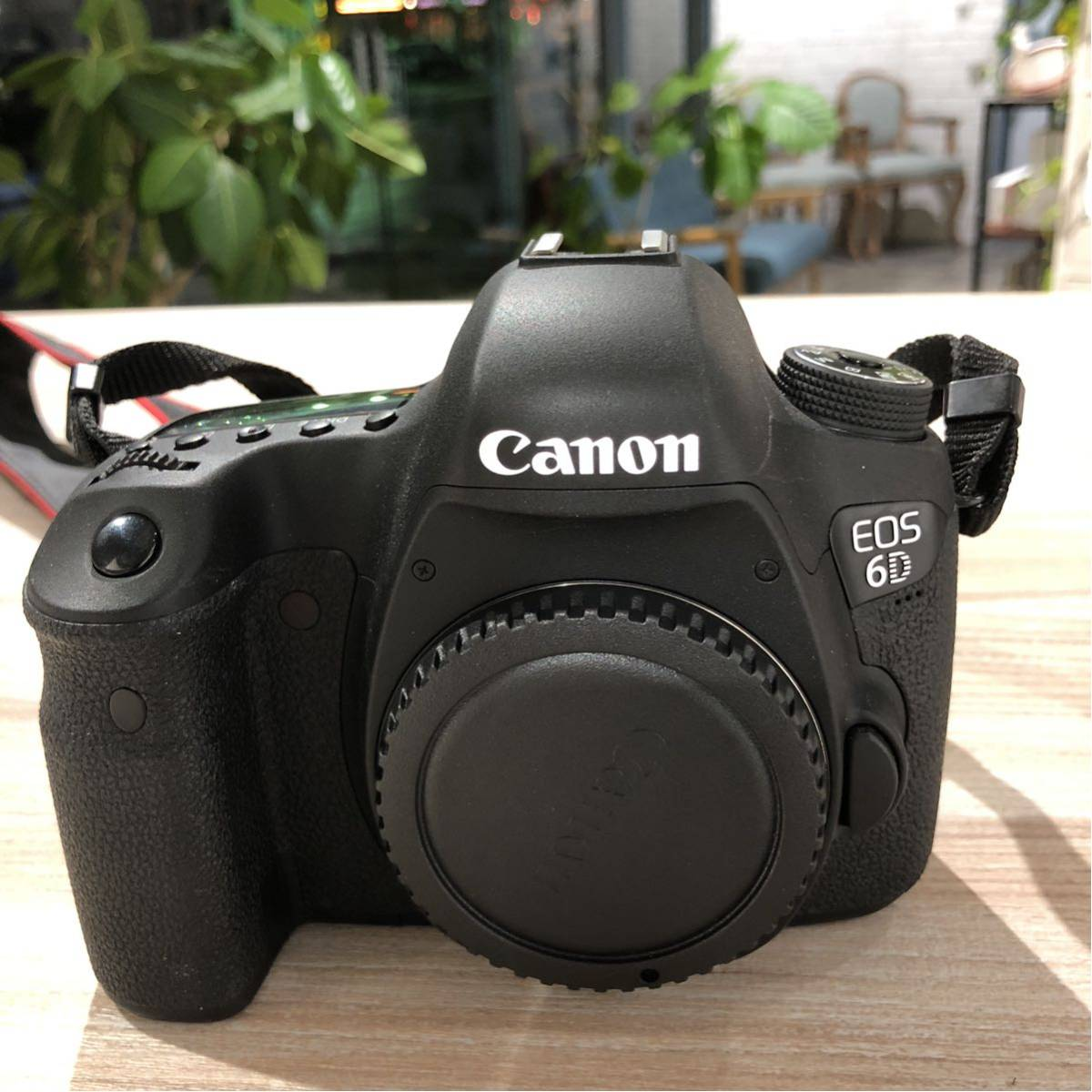 Canon キャノン 一眼レフ フルサイズ 6D ボディ 付属品完備_画像6