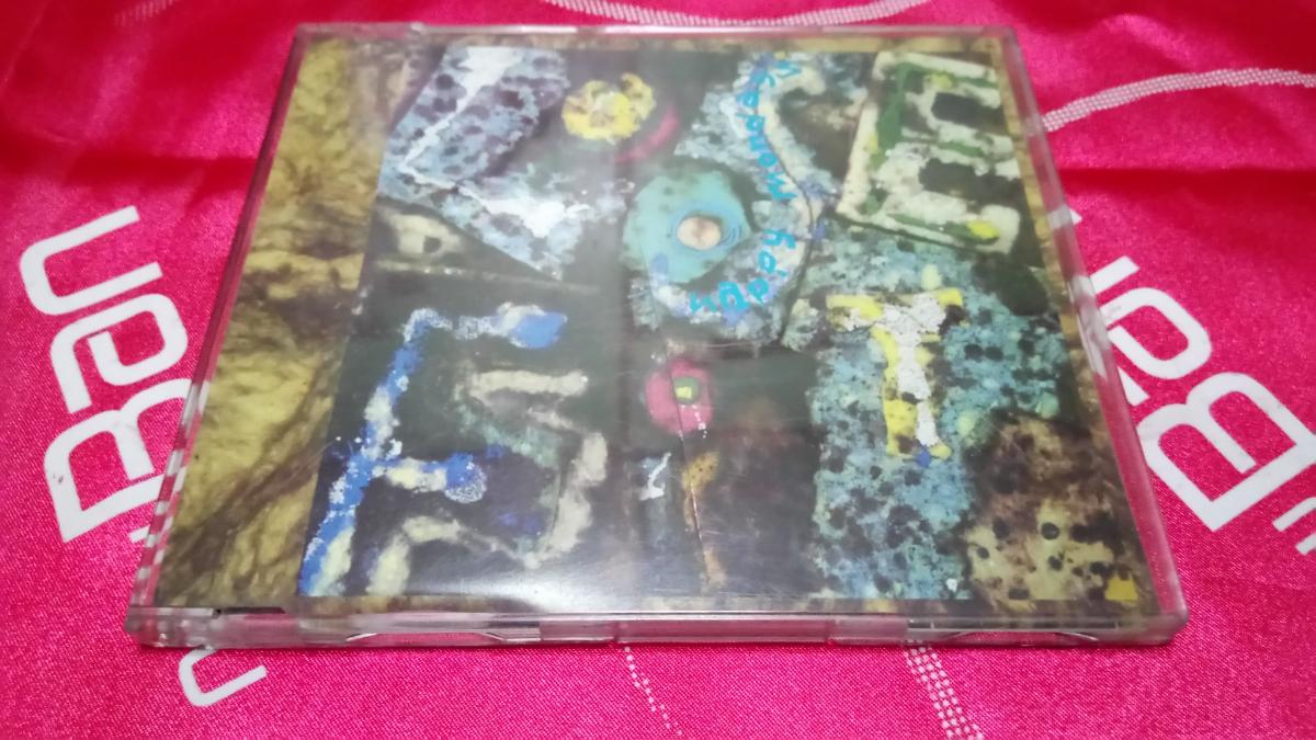激レア 廃盤 CDシングル Happy Mondays / Loose Fit Factory FACD312 1991年 factory records joy division new order stone roses_画像1