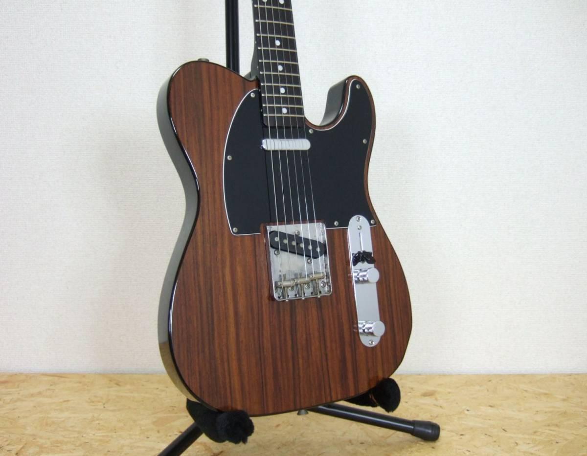 特価&送料無料!Fender Japan TL-ROSE ローズウッド テレキャスター