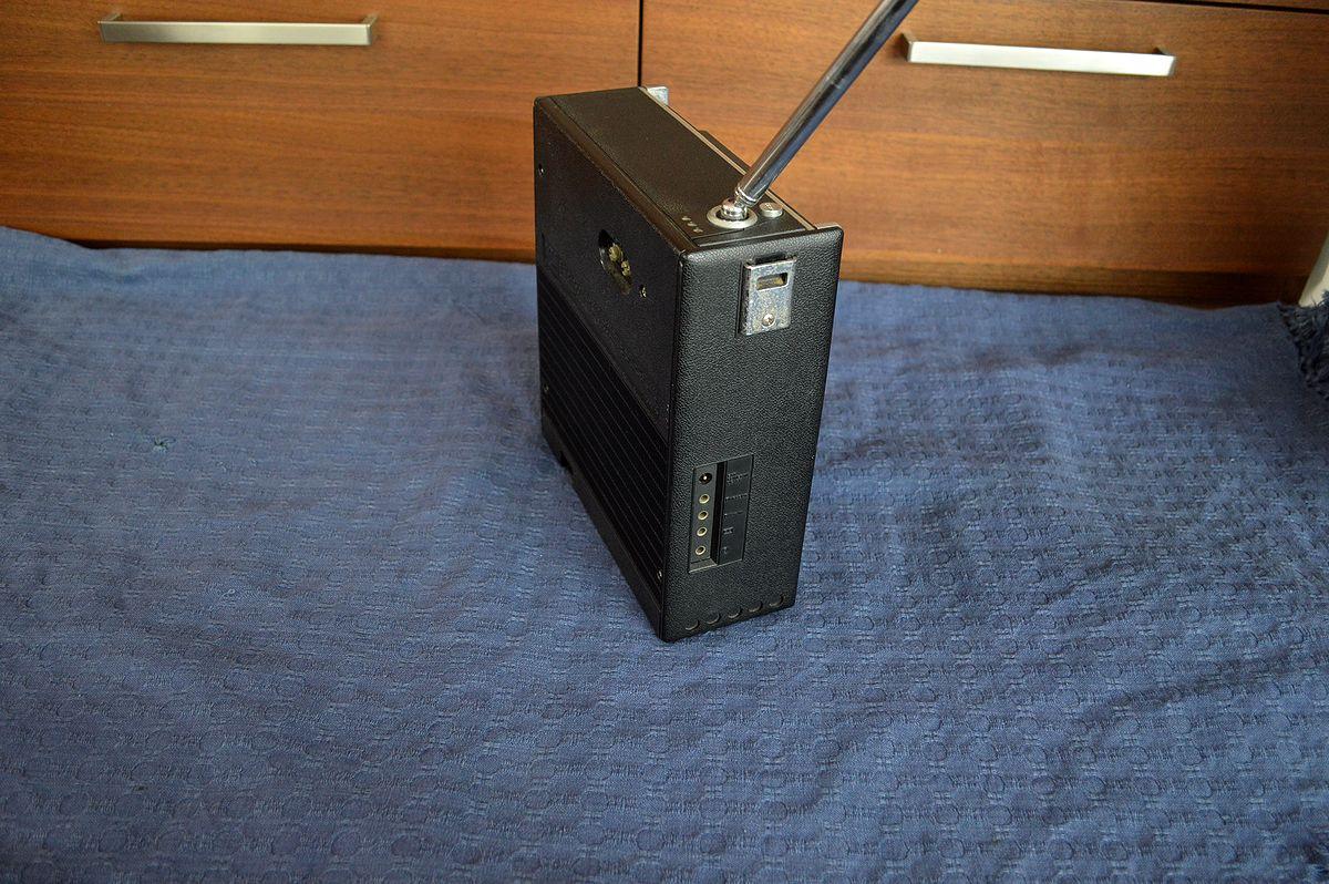 ソニー SONY スカイセンサー ICF-5800 ラジオ_画像7