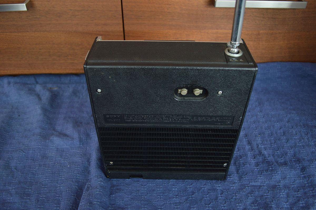 ソニー SONY スカイセンサー ICF-5800 ラジオ_画像5
