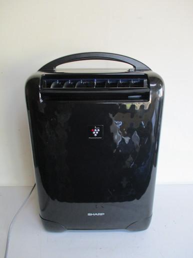 【消費税なし・美中古品】CV-C100-B/シャープ/SHARP/ブラック/高濃度プラズマクラスター7000搭載/13年製