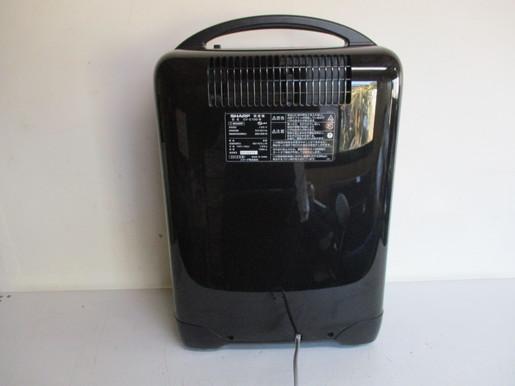 【消費税なし・美中古品】CV-C100-B/シャープ/SHARP/ブラック/高濃度プラズマクラスター7000搭載/13年製_画像6