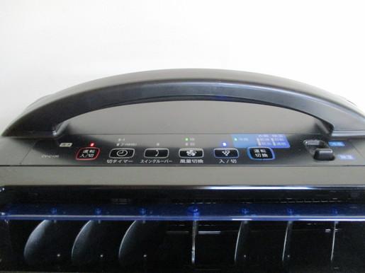 【消費税なし・美中古品】CV-C100-B/シャープ/SHARP/ブラック/高濃度プラズマクラスター7000搭載/13年製_画像3