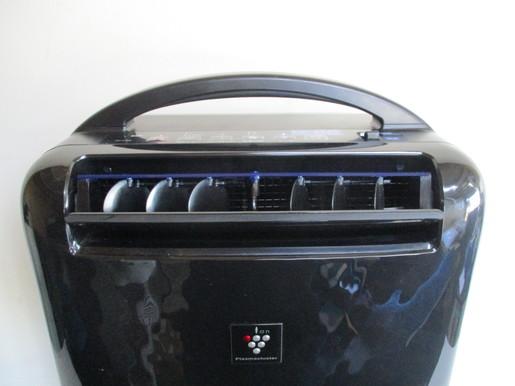 【消費税なし・美中古品】CV-C100-B/シャープ/SHARP/ブラック/高濃度プラズマクラスター7000搭載/13年製_画像2