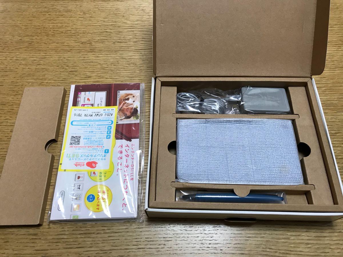 【新品同様】DSi LL☆ブルー☆箱説明書付き完品☆_画像2