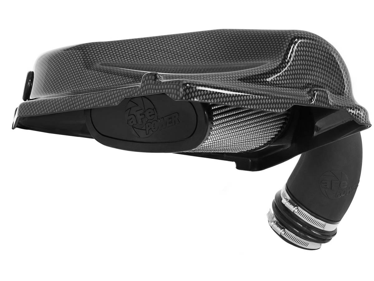 【aFe POWER】◆品番51-12912-C BMW F30 F31 F32 F33 F34 F36 インテークシステムキット 乾式 Stage-2 Pro DRY S エアクリーナー 吸気 遮熱_画像4