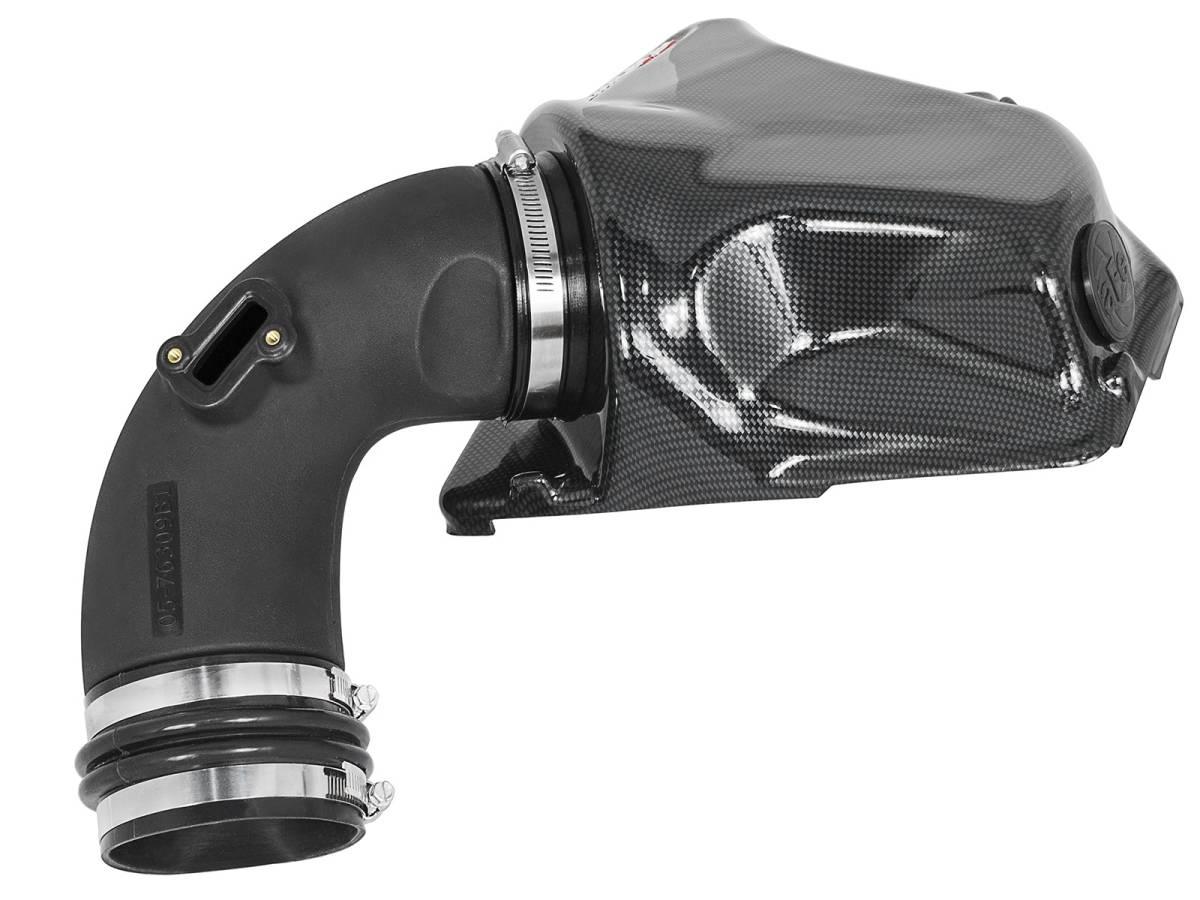 【aFe POWER】◆品番51-12912-C BMW F30 F31 F32 F33 F34 F36 インテークシステムキット 乾式 Stage-2 Pro DRY S エアクリーナー 吸気 遮熱_画像3