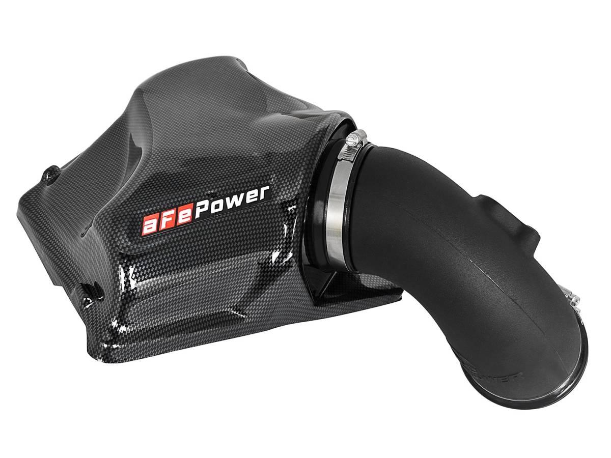 【aFe POWER】◆品番51-12912-C BMW F30 F31 F32 F33 F34 F36 インテークシステムキット 乾式 Stage-2 Pro DRY S エアクリーナー 吸気 遮熱_画像1