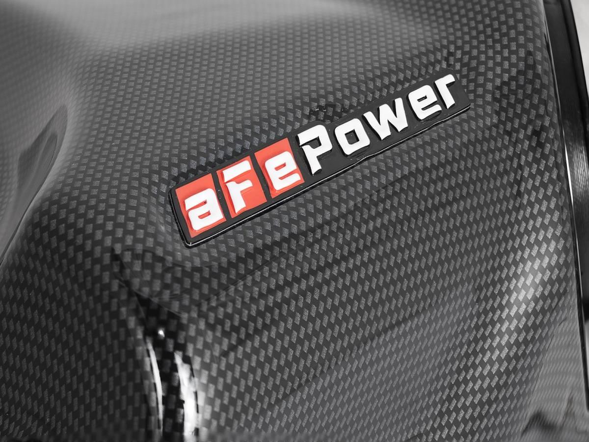 【aFe POWER】◆品番51-12912-C BMW F30 F31 F32 F33 F34 F36 インテークシステムキット 乾式 Stage-2 Pro DRY S エアクリーナー 吸気 遮熱_画像5