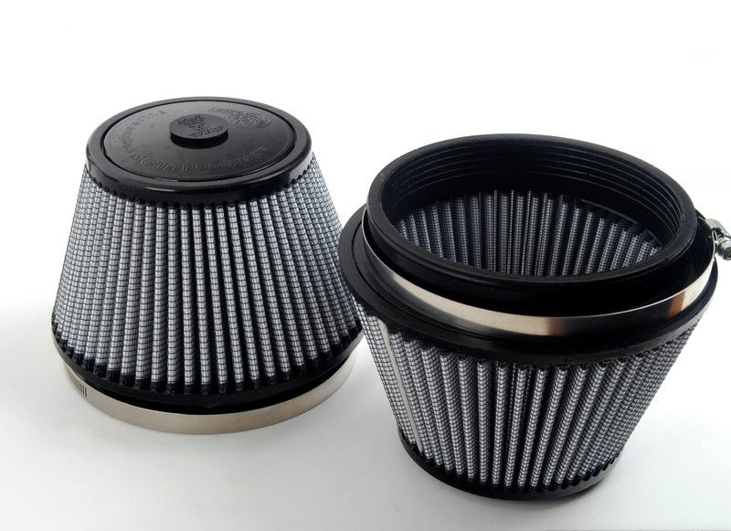 【aFe POWER】◆品番51-11272 BMW E63 E64 M6 E60 M5 S85E/G専用 インテークシステム エアクリーナー乾式 Stage-2 DRY S サクション 吸気_画像3