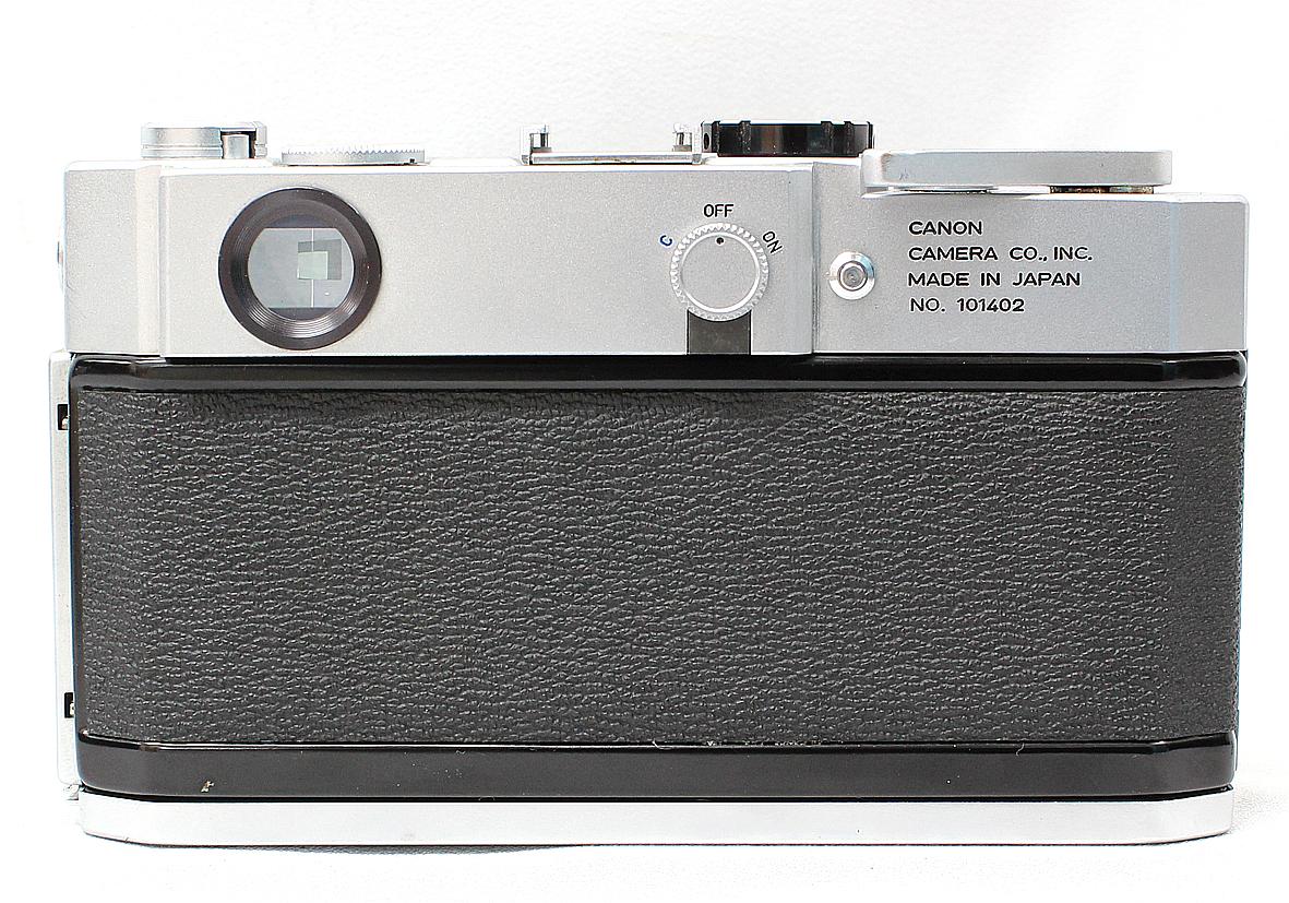 Canon キャノン 7s ボディ ジャンク品_画像4